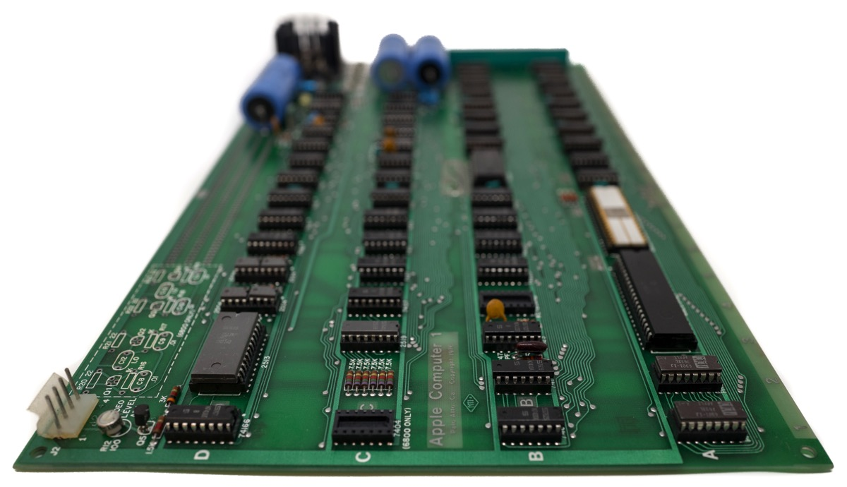 Apple-1 board